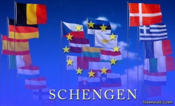 اروپا و آلمان در ویزاکاران