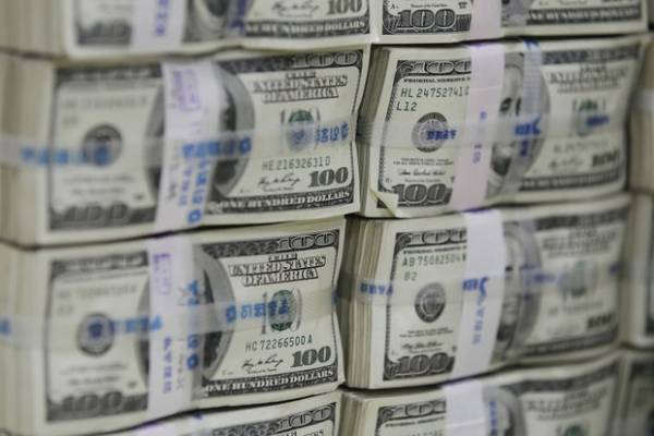 اسکناس های دلار