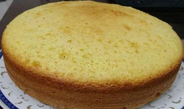 پخت کیک تابه ای