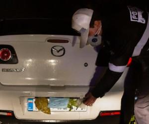 جریمه 61000 تومانی برای مخدوش کردن پلاک
