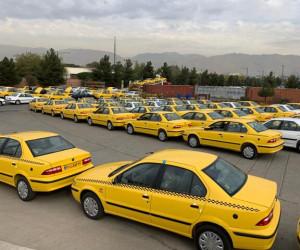 کرایه تاکسی تهران