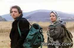 بهرام رادان و مهناز افشار در فیلم شور عشق
