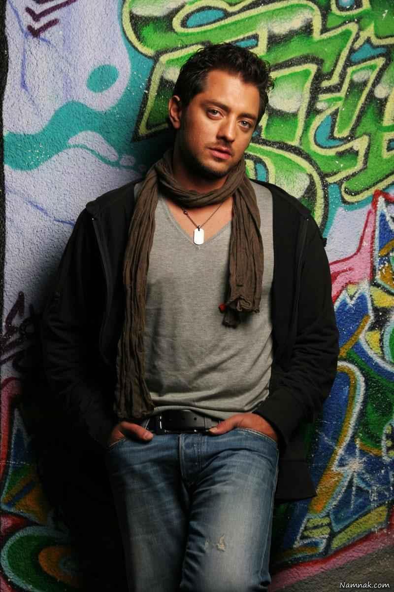 عکس جدید بهرام رادان