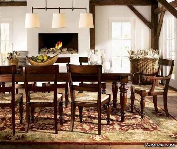 for Dining room ideas rustic