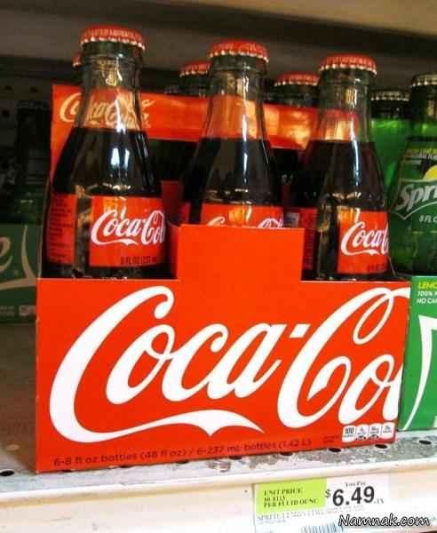 نوشابه کوکاکولا ، نوشابه کوکاکولا ، عوارض مصرف نوشابه گازدار