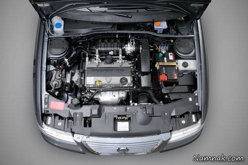 موتور سمند LX