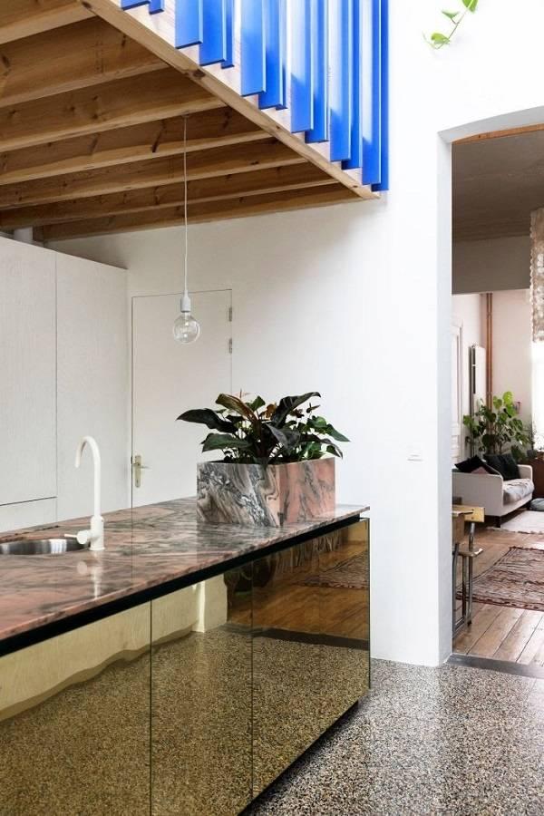 طراحی آشپزخانه شیک