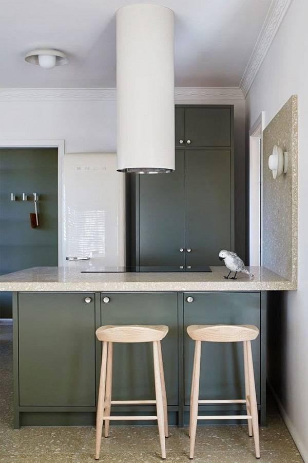 طراحی استراتژیک آشپزخانه