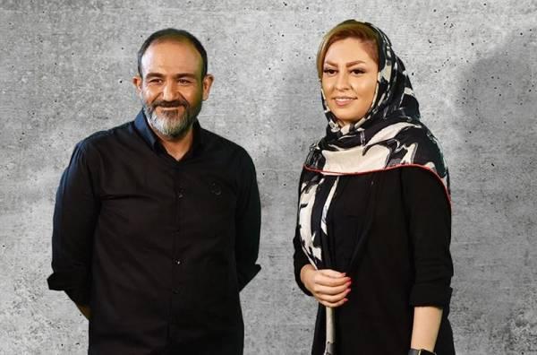 دکتر غفاری و مهران غفوریان