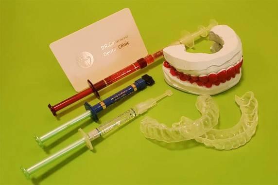 ابزار بلیچینگ دندان