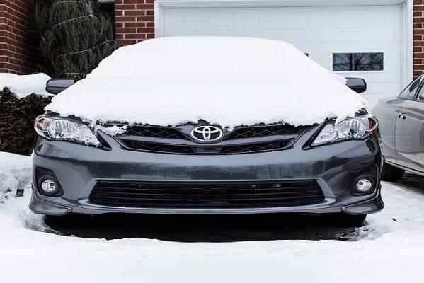 آماده سازی خودرو در فصل سرما