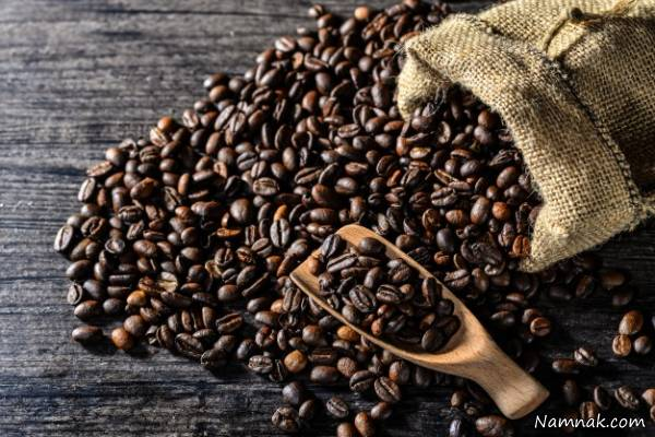 قهوه و فریزر