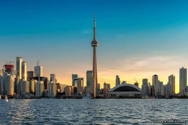 شهر کانادا تورنتو