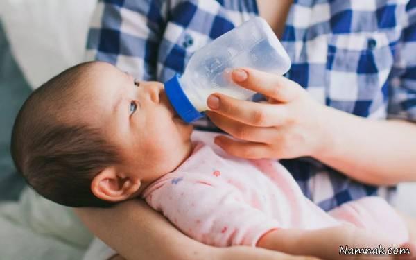برنامه شیر خوردن نوزادان
