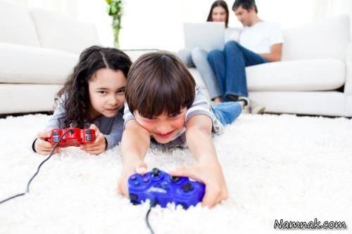 ورزش کودکان بی تحرک