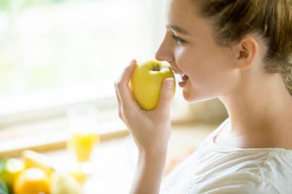 سیب برای کبد چرب
