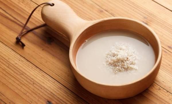 ماسک آب برنج