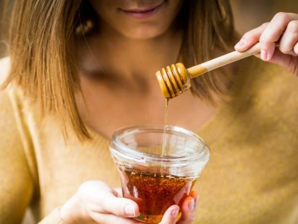 غلظت عسل طبیعی