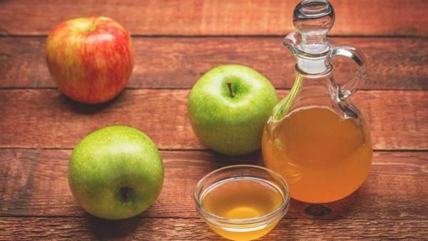 سرکه سیب برای آماس