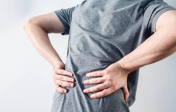 اسپاسم عضلانی کمر