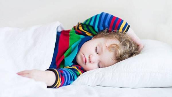 استراحت کودکان