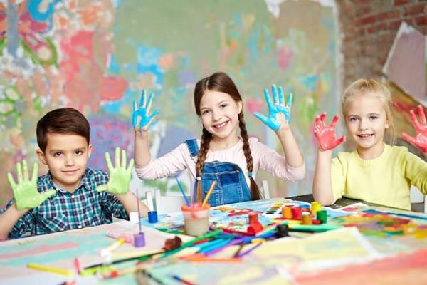 نقاشی در کودکان