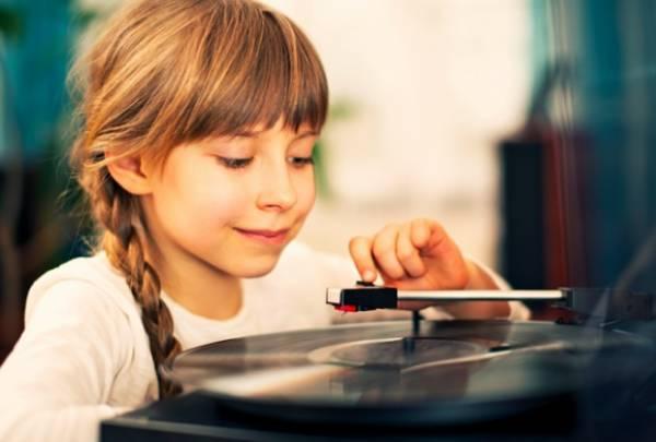 موسیقی برای کودک
