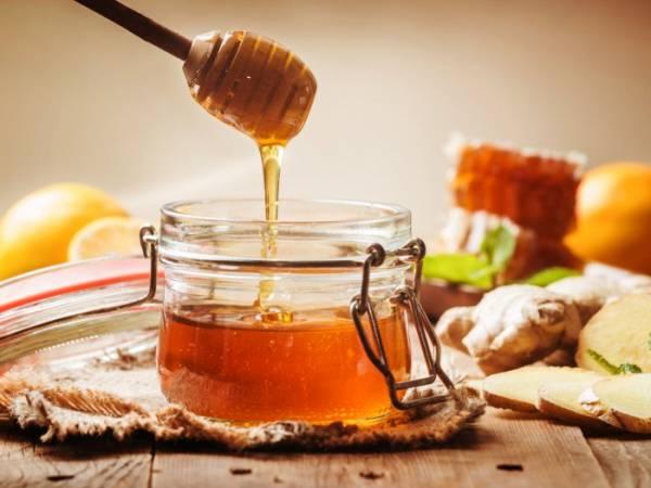 عسل برای آبسه