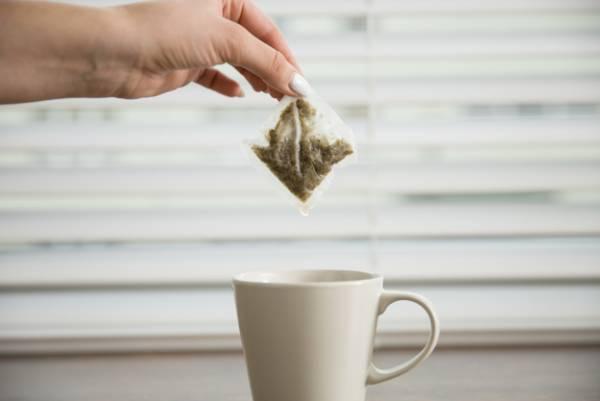 چای کیسه ای برای آبسه