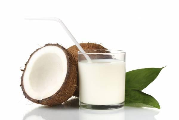 شیر نارگیل برای پوست