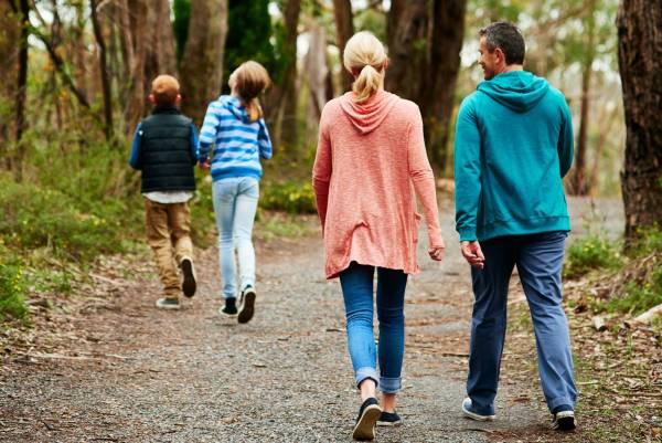 پیاده روی برای حافظه