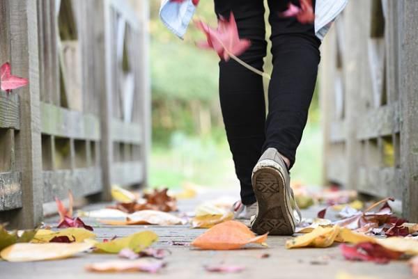 پیاده روی برای استرس