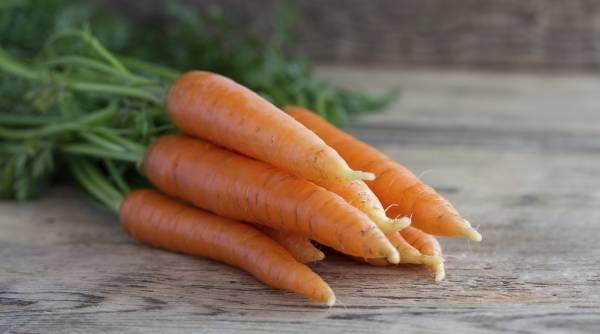 Zanahorias para la menstruación