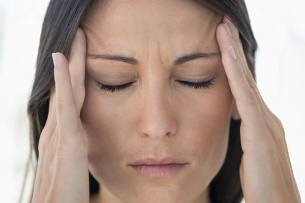 چشم درد و سردرد