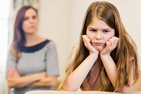 دلیل عصبانیت کودکان