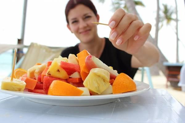 میوه برای لاغری