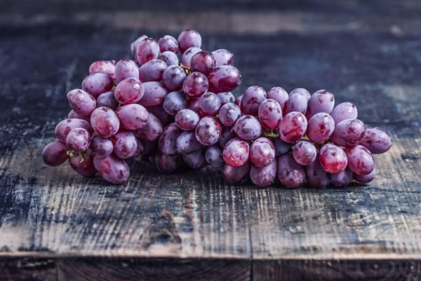 انگور برای یبوست
