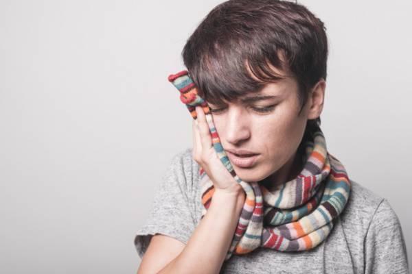 تسکین درد دندان عقل