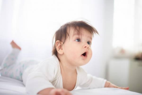 موی بلند کودک