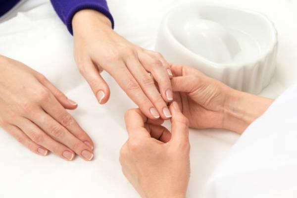 تاثیر ویتامین روی ناخن