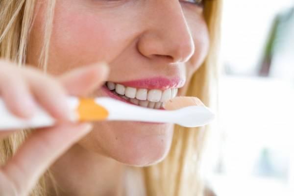 تمیز کردن دهان