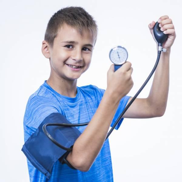فشار خون کودک