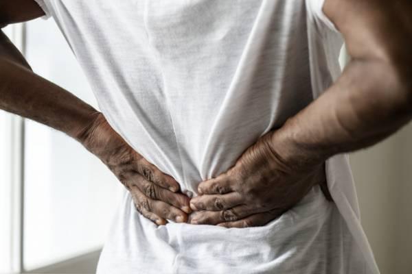 چگونگی درمان درد کمر