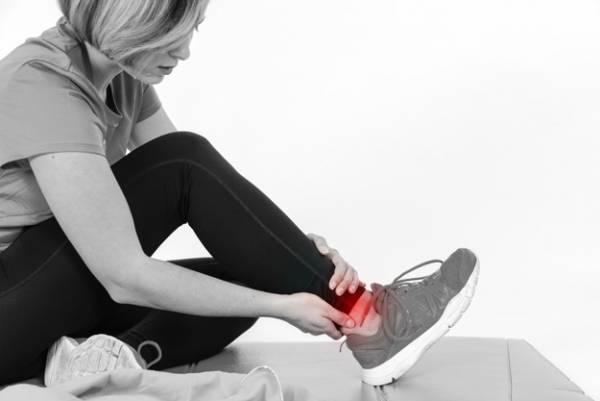 درد شکستگی استخوان