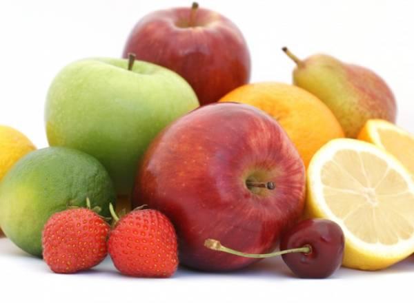 میوه بعد غذا