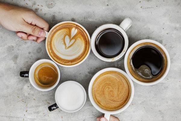 قهوه مخلوط