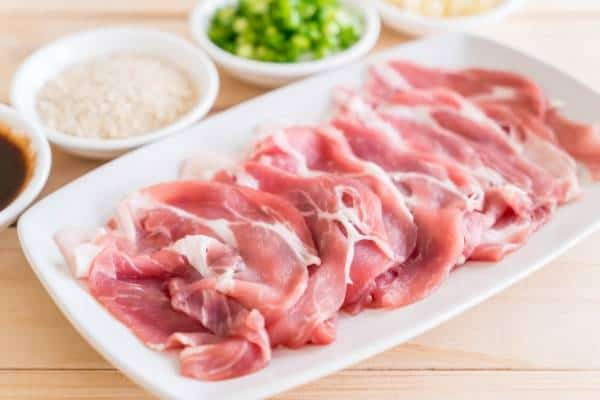 گوشت بیکن