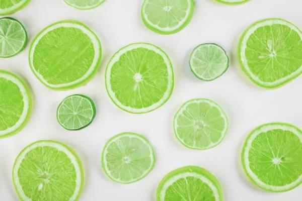 لیمو برای ابرو