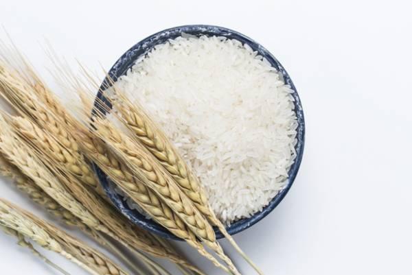 آرد برنج برای ترک پا