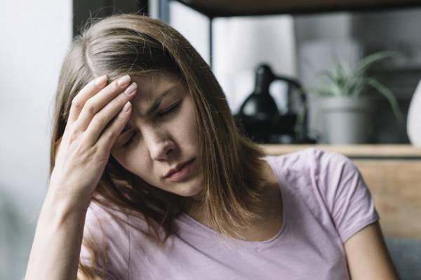سردرد و حالت تهوع